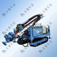MXL-150D Water Well Drilling Machine Hydraulic Crawler Drill