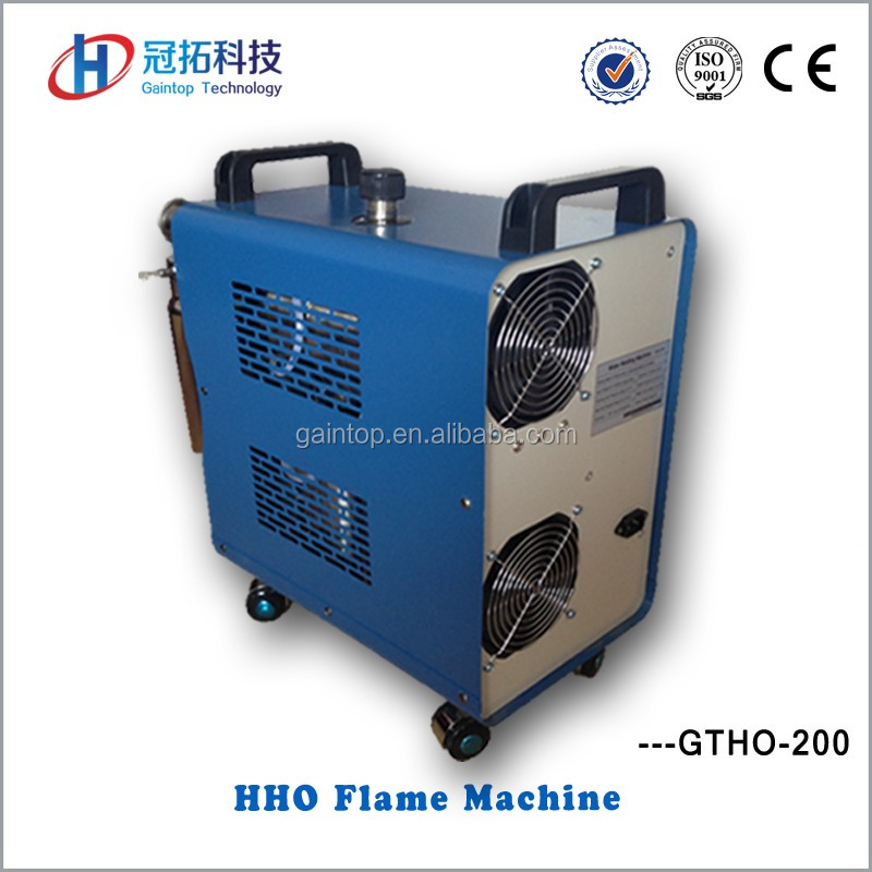 Enery save ,money save , fuel save oxy hydrogen gas welding machine
