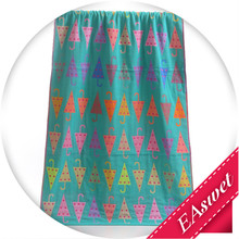 high quality terry towel bath wrap for baby girls and baby boys