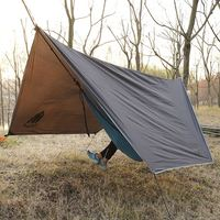 China Most Popular Promotion Outdoor Hammock Cover Waterproof Tent Outdoor Camping