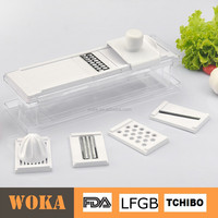 Hot sale plastic multi slicer Food Vegetable grather as seen on TV