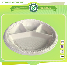 convenient design advanced eco-friendly biodegradable food container plate