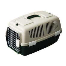 factory direct outdoor folding dog crate plastic