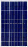 Photovoltaic, 100W Poly Solar Panel Home Power System