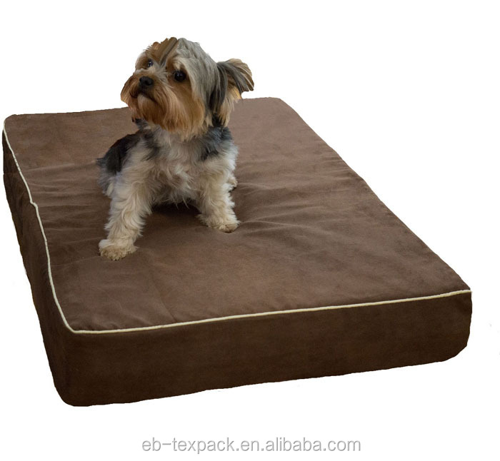 soft durable canvas dog bed/pet bed cover