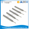 Solid Carbide ball end mill bits 3.175*1.0*5mm 2 Flutes Ball Nose End Mill Bits cnc router bits