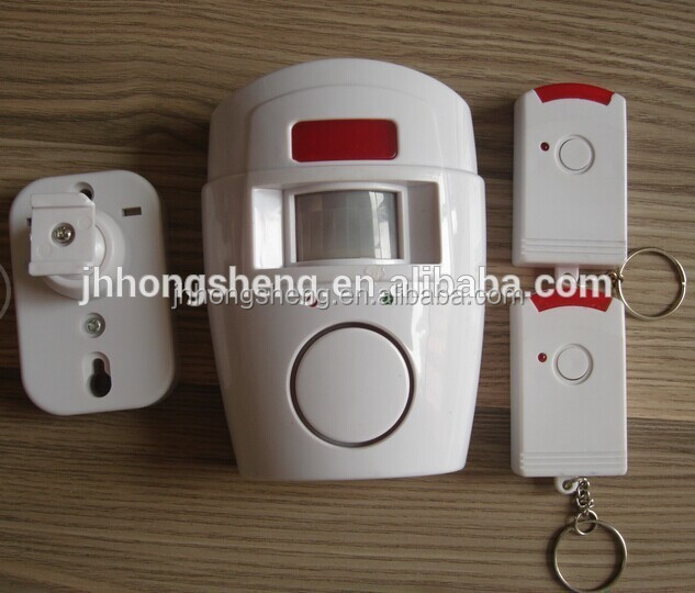 Wireless Smart Home Security Alarm System +2 PIR Sensors