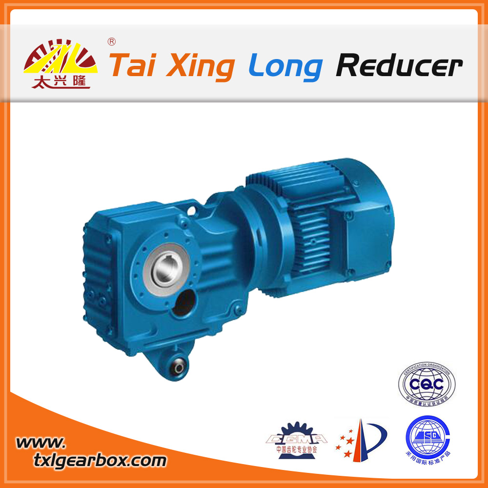 low speed output shaft maquinaria industrial gearbox