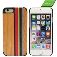 Wood smartphone accessories for iPhone 6 6 plus