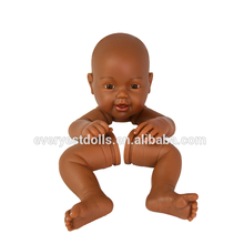 Solid full body silicone reborn doll kits wholesale