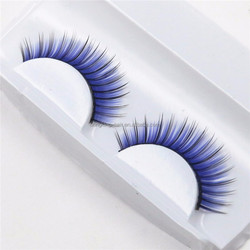 natural fiber natural nude makeup holiday fashion eyelashes false eyelashes