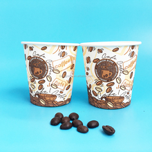 keep drinks hot cups insulated pirnted double wall coffee paper cup
