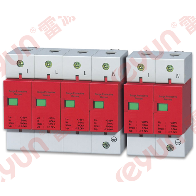 Manufacture OEM Low voltage CCTV camera RS485 Power Surge Protector SPD Lightning Protector