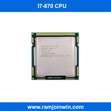 Competitiva 2016 64 bits 8 MB Cache lga1156 i7 870 <span class=keywords><strong>cpu</strong></span> al por mayor