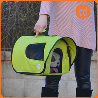 High quality 600D Oxford fabric shade pet dog cat bag dog backpack pet carrier