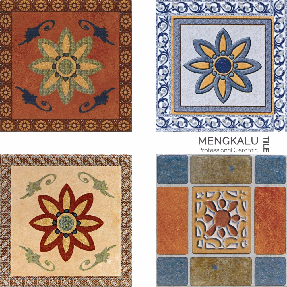 cheap price European art pattern accents wall tile