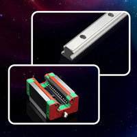 abba linear guide China hot sale linear sliding rail guide