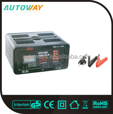 Rechargeable High Performance 12 Volt Car Battery Charger