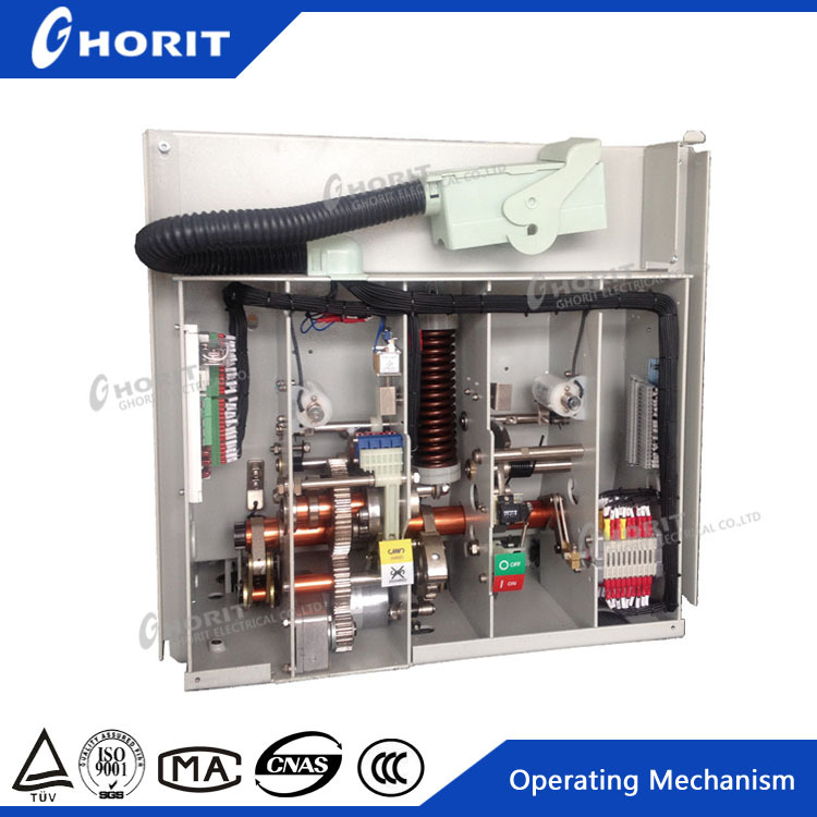 Ghorit Brand Vacuum circuit breaker parts motor and spring operating mechanism