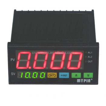Digital 4~20mA output water Flow Meter Indicator, Level Indicator(MYPIN)