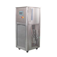 High&low temperature control machine of cascade cooling