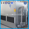 100 Ton Closed Circuit Cross Flow GHM-100 Cooling Tower fill Not Round Mini Cooling Tower For Intermediate Frequency Furnace