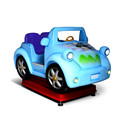 Hot sale coin operated electric car with music kiddie ride on car