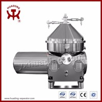 Customized 3 phase vertical type separation for factory use
