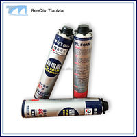 Sales one component hot melt adhesive foam pu foam sealant expanding foam sealant Factory Direct Sales
