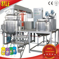 2014 Best Sale Shampoo/Lotion Mixing Machine Tank Price