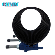 Alibaba Hot Recommendation Good Sealing Ductile Iron Repair Clamp Single Band Pipe Coupling