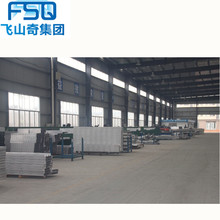 Light Weight Aluminum Formwork Panel Wall Truss Roof System