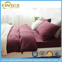 Luxury quality cotton 300TC embroidery bed sheet