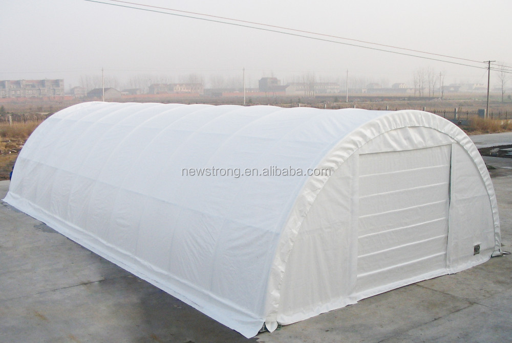 Emergency Shelters Product : Temporary emergency storage shelter view