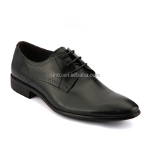 Factory direct wholesale 2016 high quality black dress shoes latest high class men's formal leather shoes