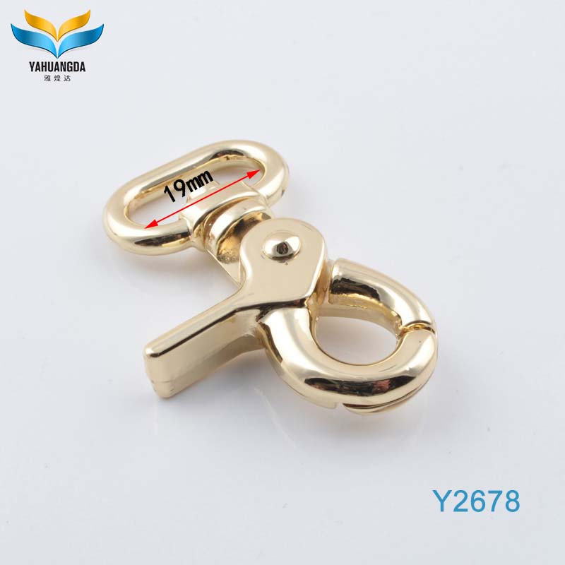 China big wholesale accessories trigger snap hook wholesale