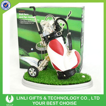 Hot Selling Golf Cart With Wheel Golf Pen Bag