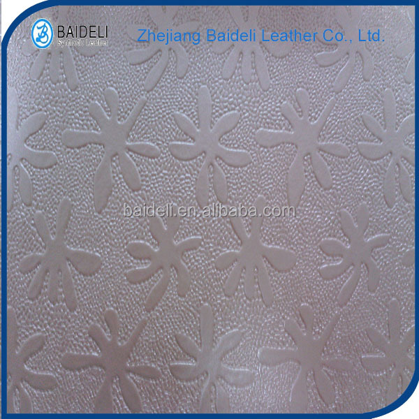 faux imitation leather for upholstering furniture and wall