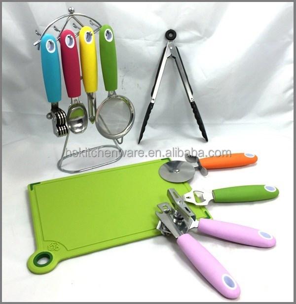 new design excellent material kitchen gadget sets buy kitchen