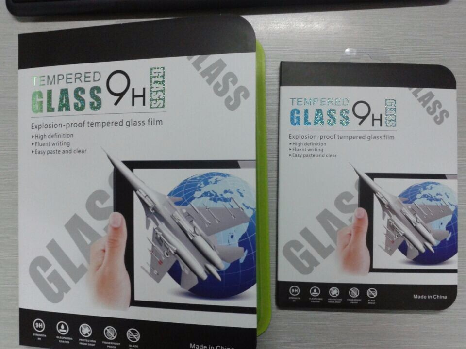 9H Premium Tempered Glass Screen Protector For Samsung T280 With Factory Price