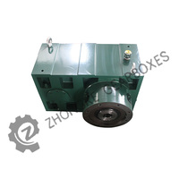 double reduction, horizontal extruder reduction gearbox for sale
