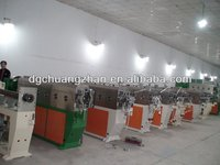 electric wire cable making machine