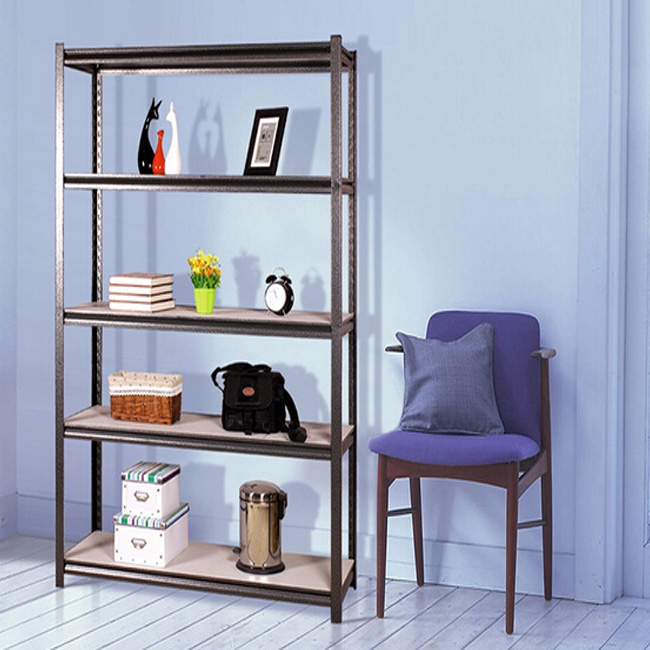 Hot Sale Adjustable Metal Boltless/Rivet Modern Retail Shelving For Household Shelf