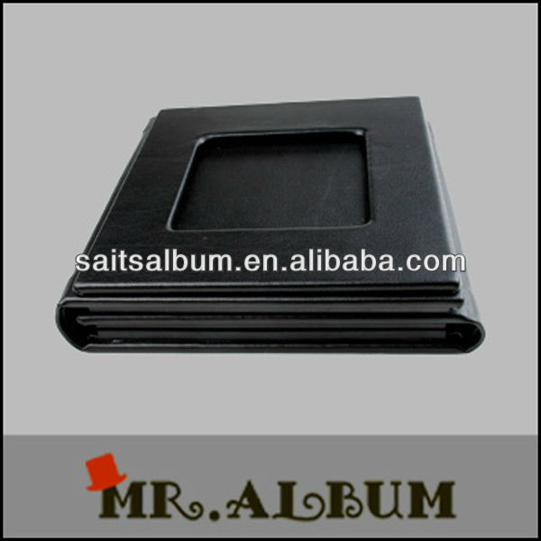 Wedding CD case holder dvd wedding case manufacturer