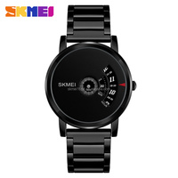 2017 newest alibaba skmei 1260 high quality waterproof luxury quartz analogue watch from China