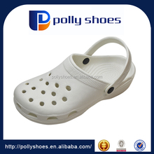 hot selling eva man holey soles clog with 2017 style