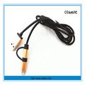 China supplier 2015 wholesale promotion super flexible usb cable micro usb cable