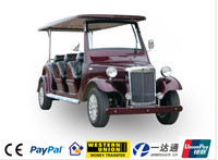 New EEC approval ECAR alufer classic/bubble/vintage car