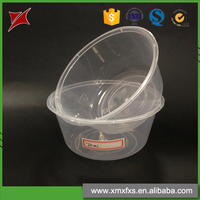 Explosion models packaging box PP disposable food containers plastic