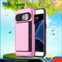 Fashion style low moq funky mobile phone case for samsung galaxy s7